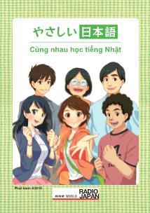 Cùng nhau học tiếng Nhật online