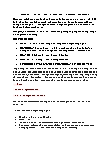 Hướng dẫn làm bài writing Task 1 – Dạng bài table